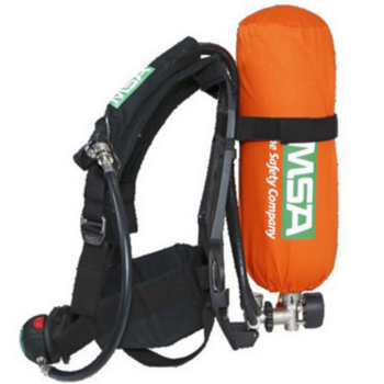 MSA梅思安自给式空气呼吸器 紧急救援空气呼吸器