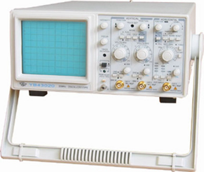 YB43020 二踪通用示波器