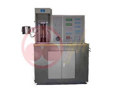 MMU-5G屏显式高温端面摩擦磨损试验机