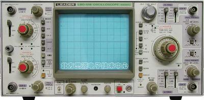 二手模拟示波器100MHz LBO-518