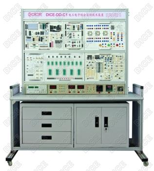DICE-DD-C3电工·电子技术·PLC综合实训装置