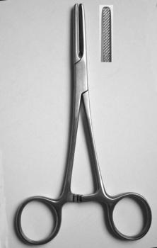 国产组织剪(梅氏剪) 25cm 弯