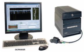 频谱光学相干成像系统