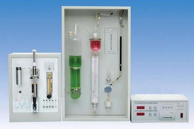 全自动高速碳硫分析仪