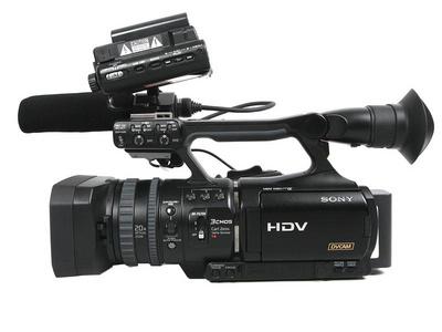 HVR-V1C高清摄像机