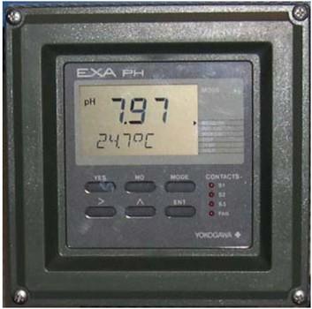 Yokogawa横河电机PH计酸度计PH400G