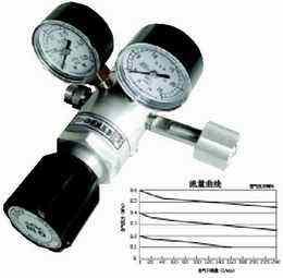 双级气体减压器