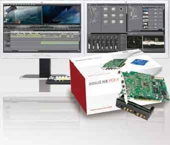 Edius SP FOR HDV非线性编辑系统