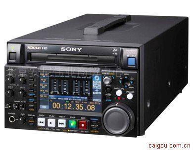 索尼PDW-HD1500 高清专业光盘录放像机