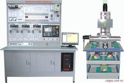 BPWMDD-802CMC数控铣床电气控制与维修实训台(西门子802C)