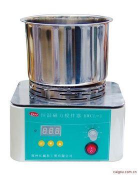 HWCL-1集热式恒温磁力搅拌器