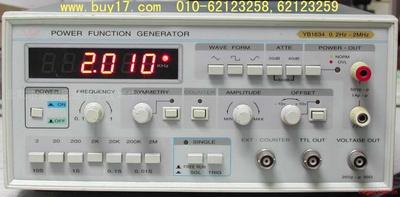 高压锯齿波发生器YB1634