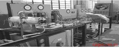 制冷系统综合测试台