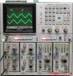 泰克TEK7854 模拟400MHz多通道示波器