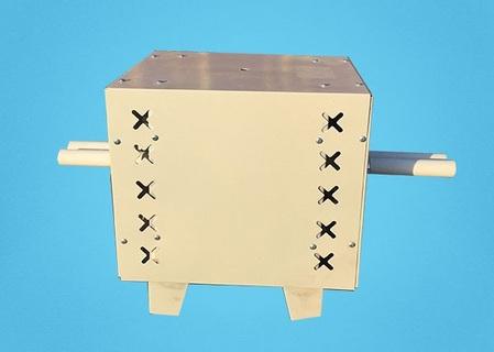 双管高温定碳炉,管式燃烧炉