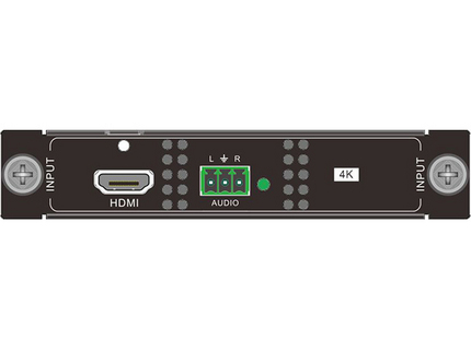 RENSTRON单卡单路4K分辨率HDMI拼接输入卡FSP-H4K-I1混插板卡LED视频处理器大屏液晶拼接控制器