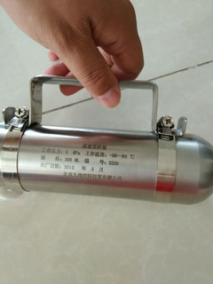 液化石油气采样器/液化石油气采样钢瓶/不锈钢钢瓶