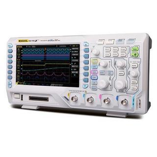 普源RIGOL数字示波器DS1104Z plus四通道100M带宽模拟替MSO1104Z