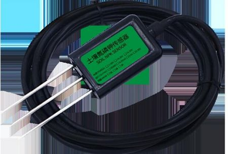 土壤氮磷钾传感器/485型土壤氮磷钾传感器