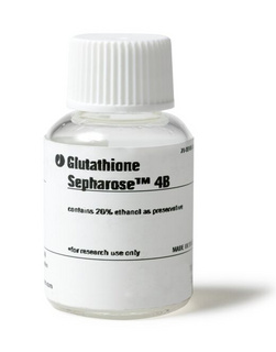 GE Glutathione Sepharose 4B GST-tagged protein purification resin 17075601 17-0756-01