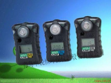 供应聊城地区美国梅思安Altair Pro 天鹰单一气体检测仪