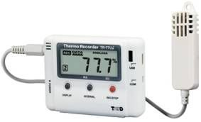 TR-77Ui高精度空气温湿度记录仪