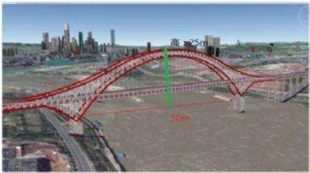 3D仿真航道数字地图平台