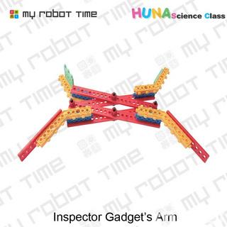 韩端教育机器人套件Huna_Class1早教智能玩具/拼装玩具/创客机器人