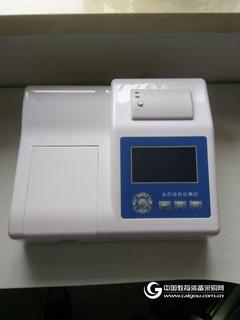 10通路农药残留速测仪/10通路农药残留测定仪