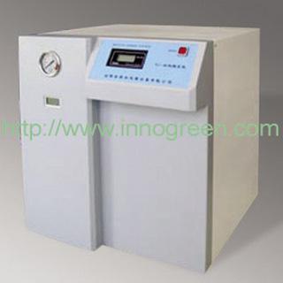 超低细菌型实验室超纯水机