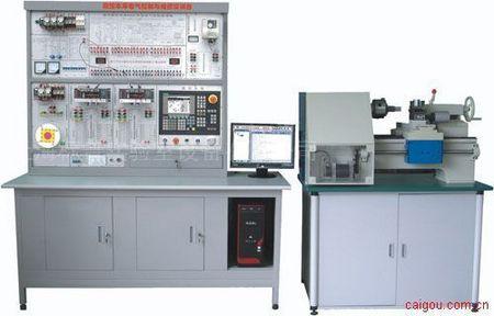 BPWLBS-802CTB型数控车床电气控制与维修实训台(半实物)