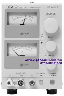 日本德士(TEXIO)PR70-1A稳压直流电源