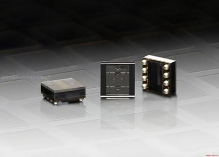 VTI超低功耗三轴加速度传感器