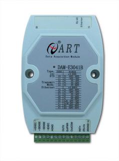 供应RJ45数据采集模块DAM-E3041B