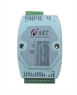 供应RJ45数据采集模块DAM-E3043
