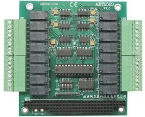供应PC104数据采集卡ART2523