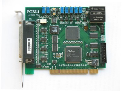供应PCI数据采集卡PCI8211