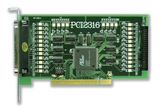 供应PCI数据采集卡PCI2316