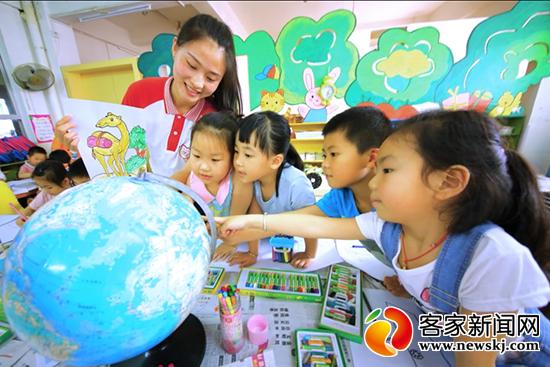 赣州市城镇住宅小区将全覆盖配套建设幼儿园