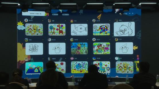 新界教育 室联网XRoom系列产品发布会在京隆重召开