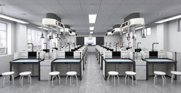 威成亚学生实验操作考评系统实验室简介