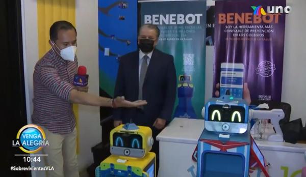 让外媒都羡慕的技术!沃柯雷克晨检机器人助力孩子早日复学