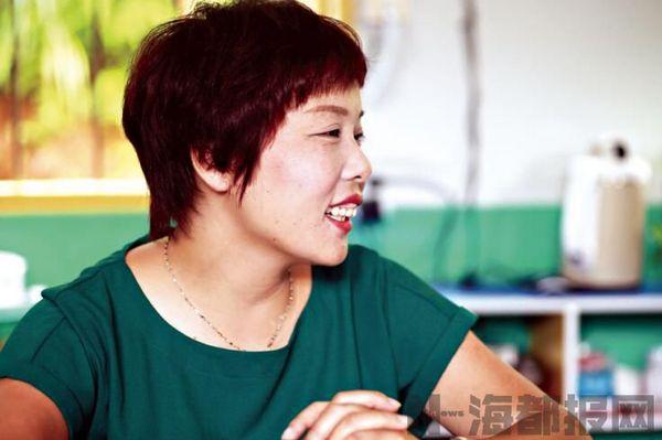 永春老师林美珍用胶圈创造孩子的快乐