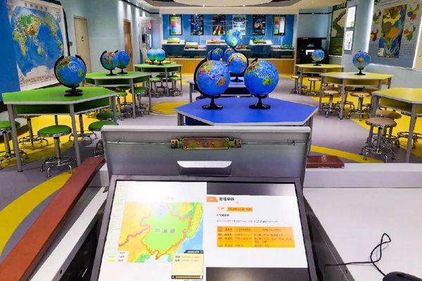 案例 | 推动地理教学智慧化——玉溪一中数字化地理教室