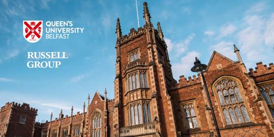 英国女王大学荣获享有盛誉的年度教育合作项目奖