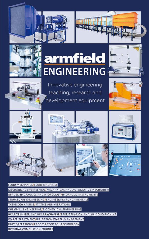 新里程碑:欧美大地获得英国Armfield工程教育和研究设备独家代理