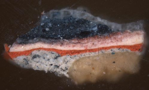 徕卡光学显微镜在绘画作品修复和鉴定领域的应用