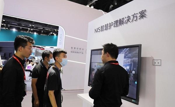 "newline携最新""云+端""全系列产品及方案重磅亮相2021北京InfoComm"