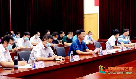 临沂大学召开2021年预算编制工作部署会议