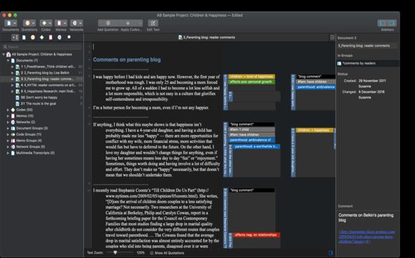 定性数据分析:ATLAS.ti 9.0已更新发布!